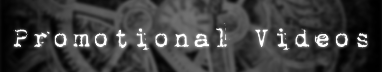 Promotional Videos Header Image