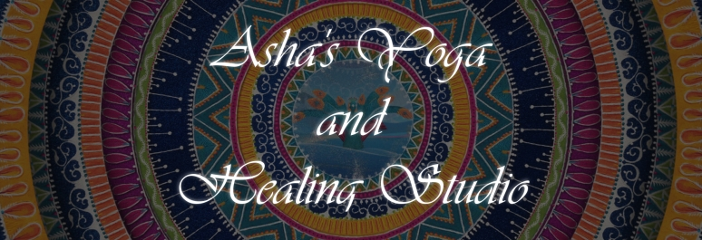 Asha's Yoga and Healing Studio - Artwork