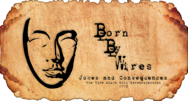 Born By Wires Jokes and Convequences Cover Photo