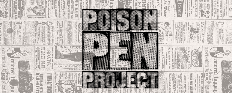 Poison Pen Project - God is in the Rain/Revolutionary